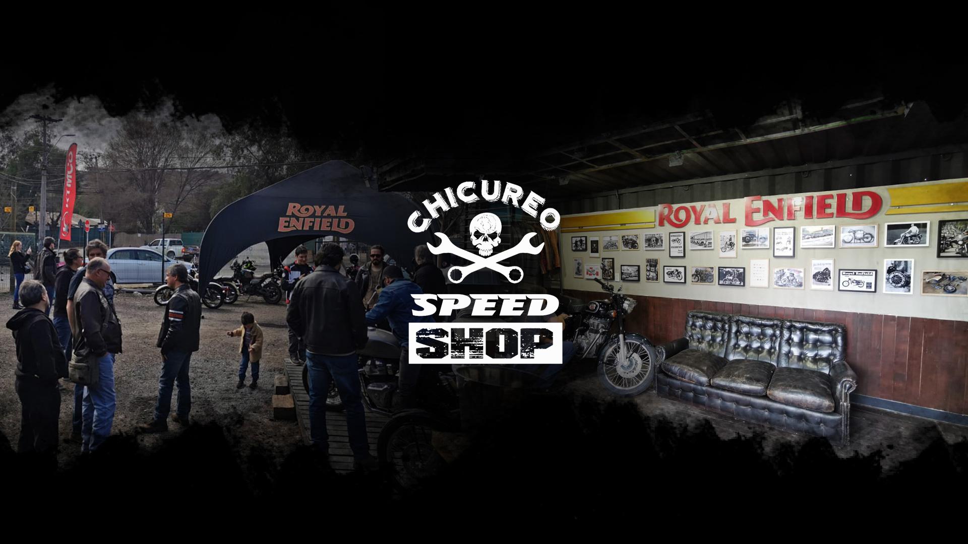 Inauguración Speed Shop Chicureo
